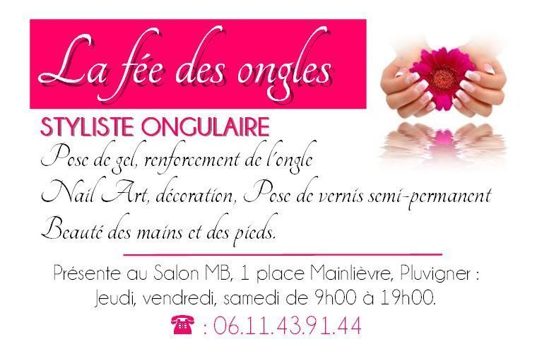 La Fee Des Ongles Styliste Ongulaire