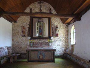 Chapelle St-Colomban / Chapel Sant-Klomes