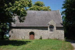 Chapelle Saint-Goal/Chapel St-Wal er Minioù