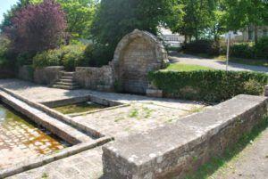 lavoir et fontaine Saint-Guigner / Fetan ha poull St-Gwigner