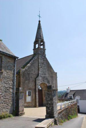 Eglise St-Bieuzy / Iliz parrez St-Bizhui