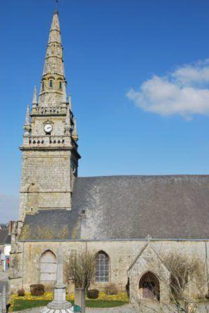 Eglise St-Guigner 2 / Iliz parrez St-Gwigner2