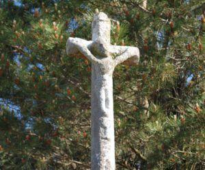 Croix de Navéos / Kroaz an Navios