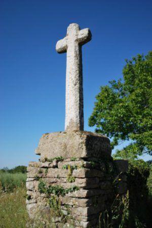 Croix de St-Guy / Kroaz Sant-Wion