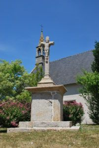 Photo 1 croix de la chapelle Saint Fiacre