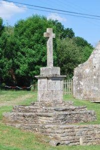 Photo croix de la chapelle de la Sainte Trinite