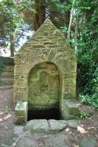 Photo fontaine Saint Mériadec