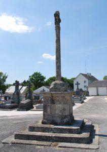 Photo page Croix du cimetière de Pluvigner