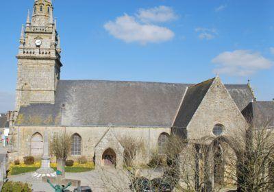 photo page église paroissiale Saint-Guigner