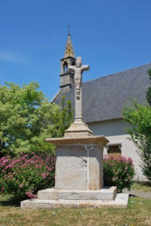 St Fiacre, Trelecan / Sant-Fiakr, Trelekan