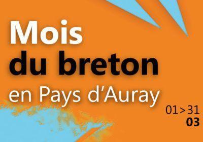 Mois du breton en pays d'auray